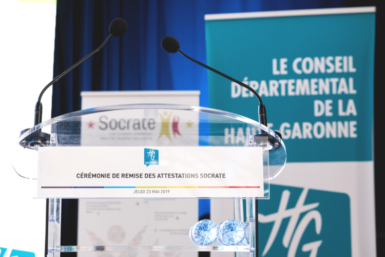 Cérémonie Socrate-Toulouse 2019