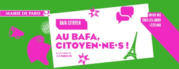 @Paris : Le Bafa citoyen et Socrate